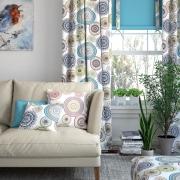 Tkanina dekoracyjna 071295 szer. 180cm kolor 001
