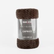 KOC CAPRICE 150 X 200 CM kolor czekoladowy