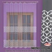 FIRANKA HAFTOWANA  80280 WYS 240CM x 4 m SZER
