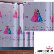 Firanka Barbie Princess wys.210 cm x 3 m szer