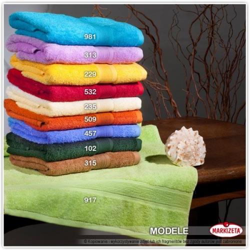 Ręcznik frotte MODELE